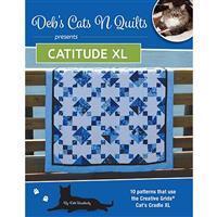 Catitude XL Book by Deb Heatherly