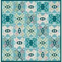 Dena Designs Double Paradise Quilt Kit 153 x 153cm