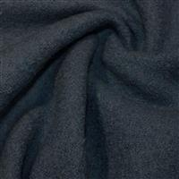 Teal Boiled Wool Fabric Bundle (3m)