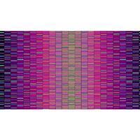 Henry Glass Mid Century Modern Purple Ombre Panel 0.6m