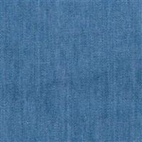 4oz Washed Denim Cotton - Light Blue 0.5m