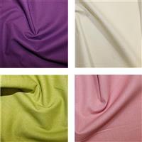 Heathers Fabric Bundle (2m) Green, Purple & Pink