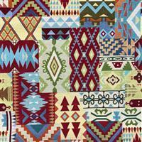 New World Tapestry Apache Fabric 0.5m