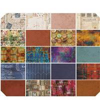 Tim Holtz Bold FQ Pack of 20 Pieces