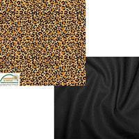 Leopard Print Fabric Bundle (1m)