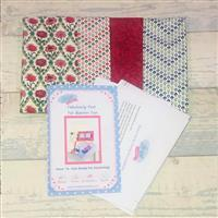 Fabulously Fast Fat Quarter Fun; Issue 14 - Sew Ready For Gardening Liberty Floral