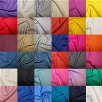 Rainbow 100% Cotton Plains Fabric Mega Bundle (21.5m)