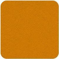"Felt Square in Mustard 22.8x22.8cm (9x9"")"
