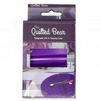 Magnectic Pin & Needle Dish Purple