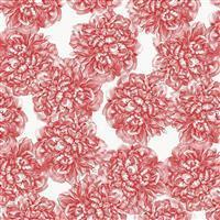 Riley Blake Castkata Classic Roses Red Fabric 0.5m