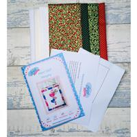 Living in Lovliness Happy Heart Christmas Inspired Wall Hanging Kit