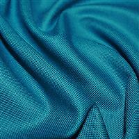 Cotton Canvas Fabric Teal 0.5m