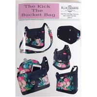 Becky Alexander Frost Kick the Bucket Bag Pattern