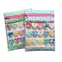 Sallieann Quilts Heart Strings Project Pouch Instructions
