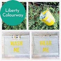 Living in Loveliness FFFQF - Issue 16 - Wash Me, Wear Me - Liberty Fabrics