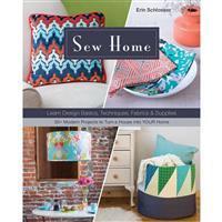 Sew Home Book by Erin Schlosser
