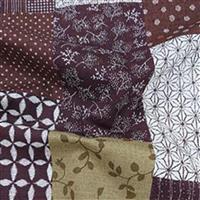 Shima Patchwork Ruby Fabric 0.5m