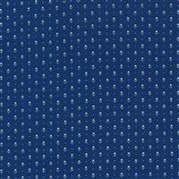 Moda Ladies Legacy  in Blue Holly Berry Fabric 0.5m
