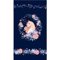 Early Bird Special -  Michael Miller Mystic Meadow Panel 0.6m. Special Price