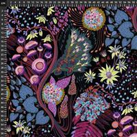 Anna Maria Horner Love Always Blackout Wild Flowers Fabric 0.5m