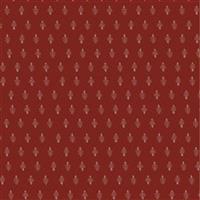 Lynette Anderson Peace & Joy Little Trees On Berry Fabric 0.5m