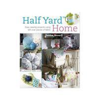 Half Yard Home Book by Debbie Shore