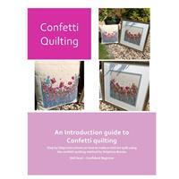 Delphine Brooks Confetti Quilting Instructions