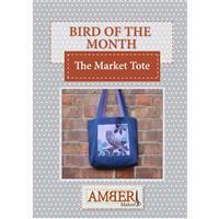 Amber Makes Market Tote Bag Instructions