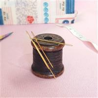 Cross Stitch Guild Cotton Reel Magnetic Needle Holder