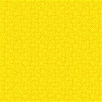 Gradiente Yellow Jigsaw Shapes Fabric 0.5m