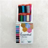 Aurifil Essentials Collection 10 x 200m Spools 50wt. Exclusive