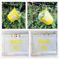Living in Loveliness FFFQF - Issue 16 - Wash Me, Wear Me - Michael Miller