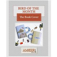 Amber Makes Book Cover Instructions