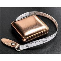 Rose Gold Retractable Tape Measure 150cm