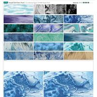 Seagull Quilt Fabric Panel (70 x 87cm)