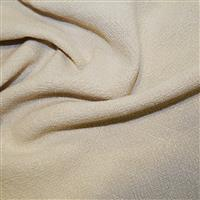 Stone Washed 100% Linen Cream 0.5m