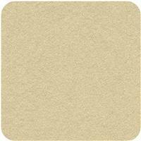"Felt Square in Ivory 22.8x22.8cm (9x9"")"