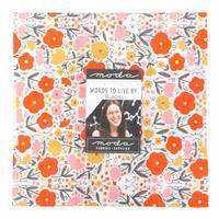 """Moda Words To Live By 10"""" Charm Pack of 42 Pieces"""