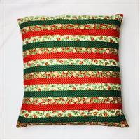 Living in Loveliness Christmas Pleated Cushion Kit