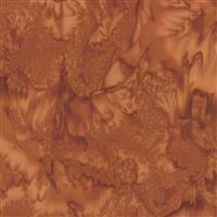 Hoffman Bali Hand-Dyed Batik Adobe Fabric 0.5m