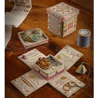 The Cross Stitch Guild Special Sampler Box