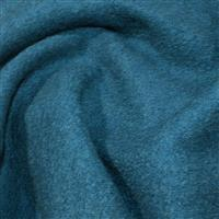 Sapphire Boiled Wool Fabric 0.5m