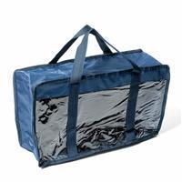 Blue Fat Quarter Storage Bag