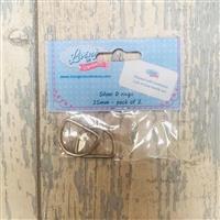"""Living in Loveliness 1"""" D Ring - 2 pack"""