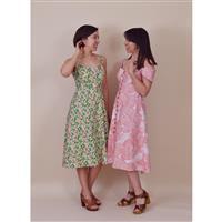 Nina Lee Kew Printed Sewing Pattern Sizes 6-20