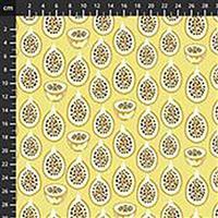 Forage Lemon Passion Fabric 0.5m