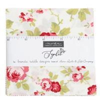 """Moda Sophie 10"""" Charm Pack 42 Pieces"""