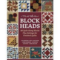 Moda Blockheads Book by various contributors