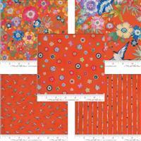 Moda Lulu Orange Fabric Bundle (2.5m)
