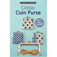 Classic Coin Purse Kit With Rose Gold Clasp Kit